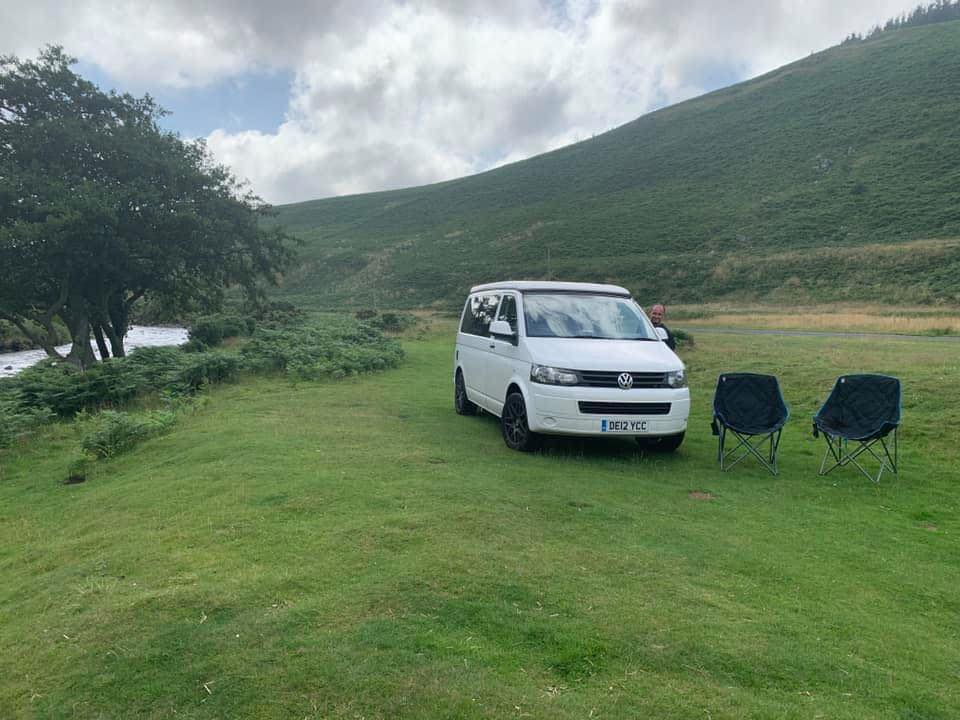 VW Dreaming VW Campervan hire in Newcastle and the North East - Ideal for staycations