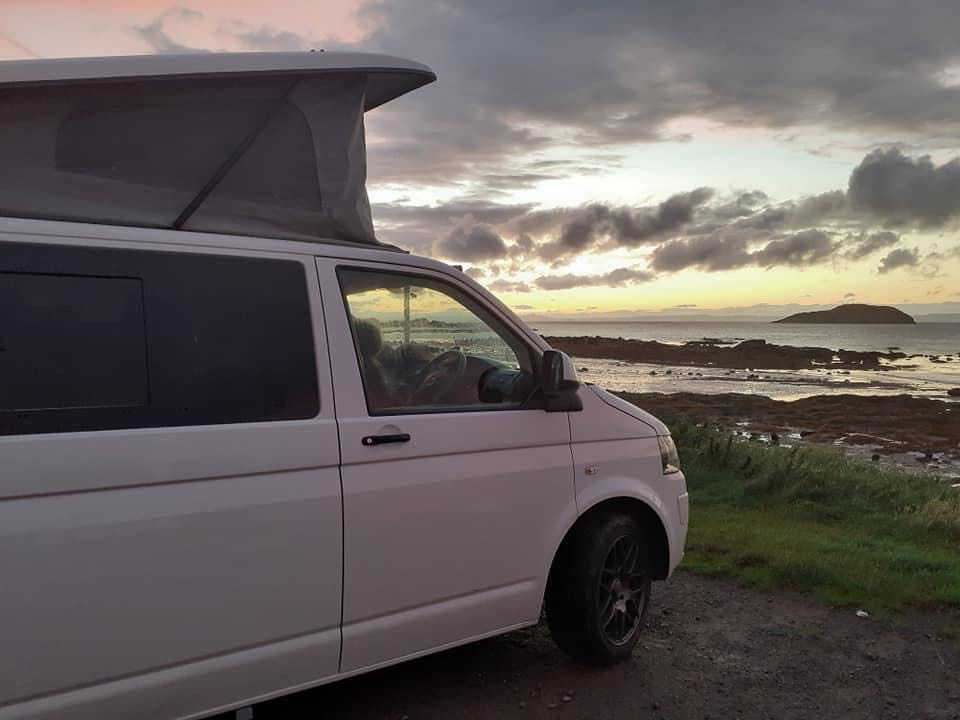 VW Dreaming, Campervan Rental in Newcastle and Northumberland